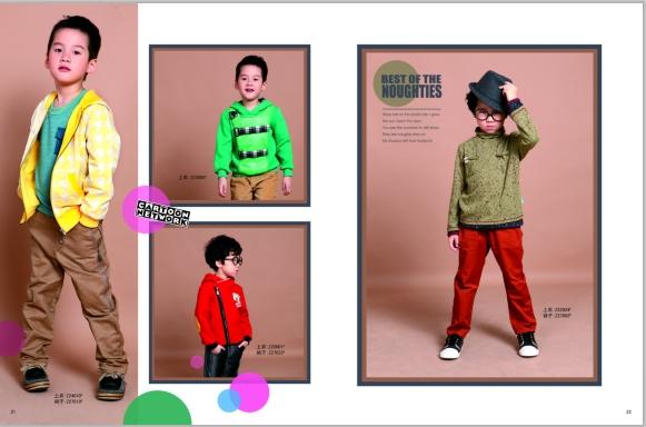 设计/二、童装店橱窗设计的要求