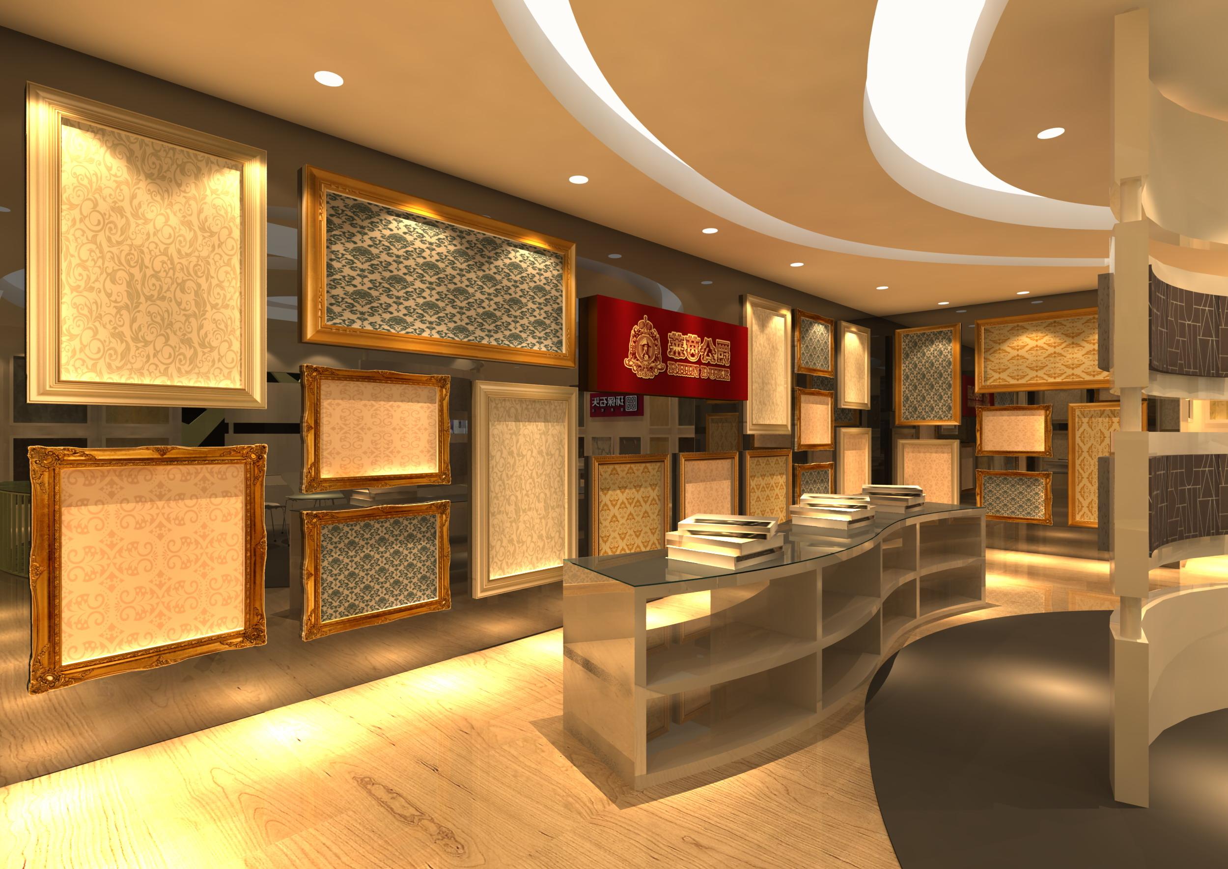 地球卫士环保新材料壁纸墙饰品牌图库展示—全球加盟