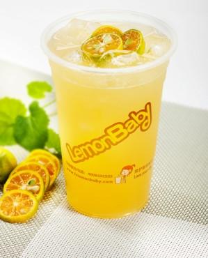 柠檬宝贝奶茶饮品