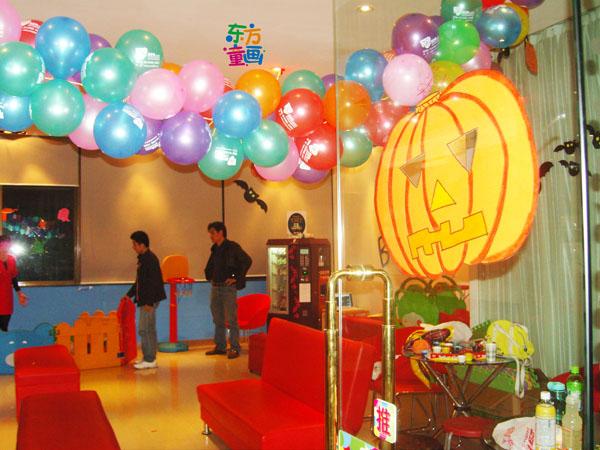 童画教育产品图片_童画教育店铺装修图片-全球加盟网
