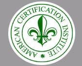 ACI美国认证