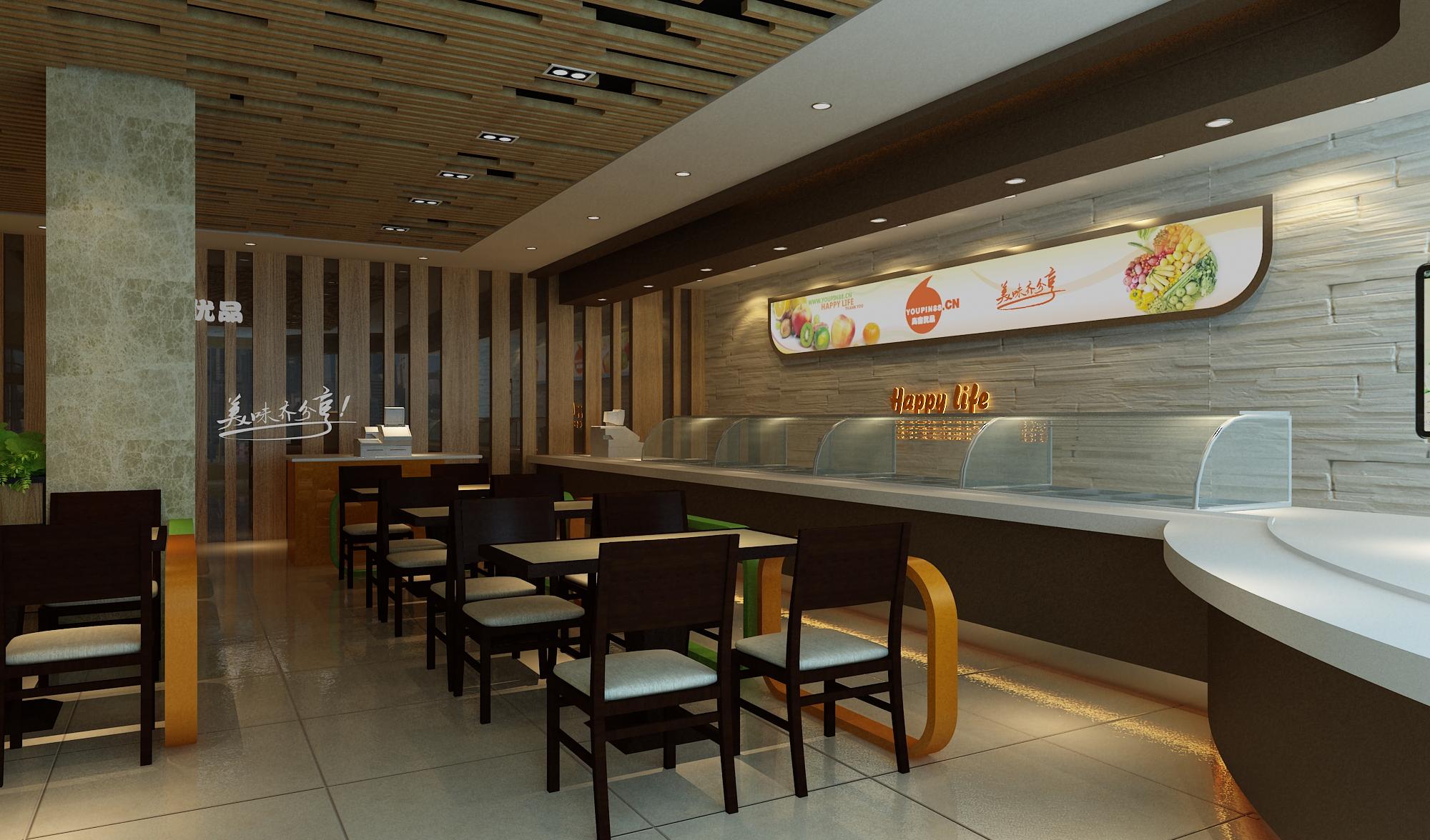 尚客优品中式快餐青岛经济开发区武夷山路店