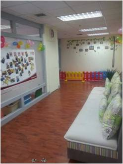 韦哲早教 青岛市教学中心