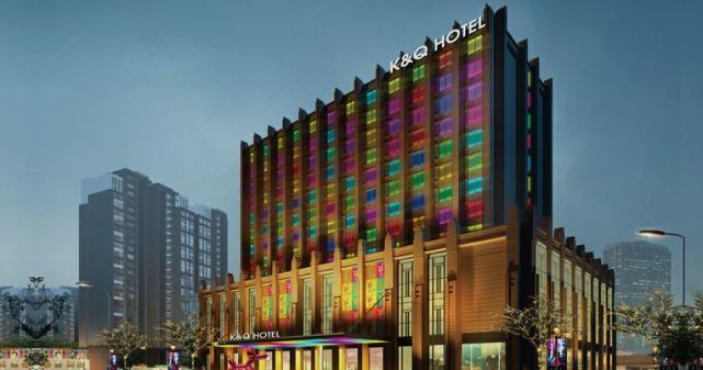 KQ潮派创意酒店加盟
