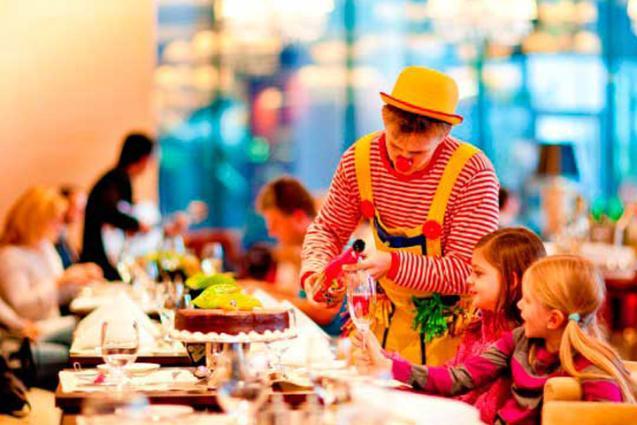 时光佐味儿童主题餐厅加盟