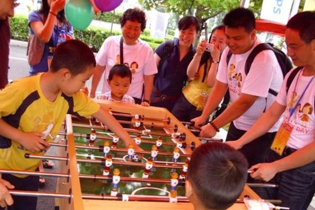桌上足球加盟