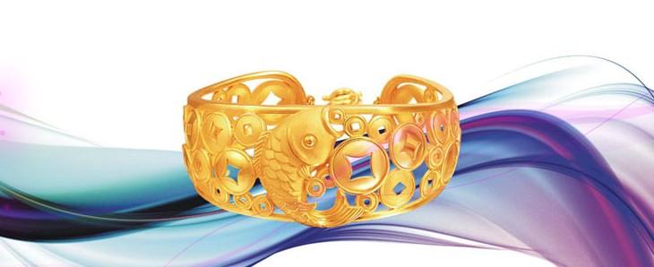周莱福珠宝首饰加盟