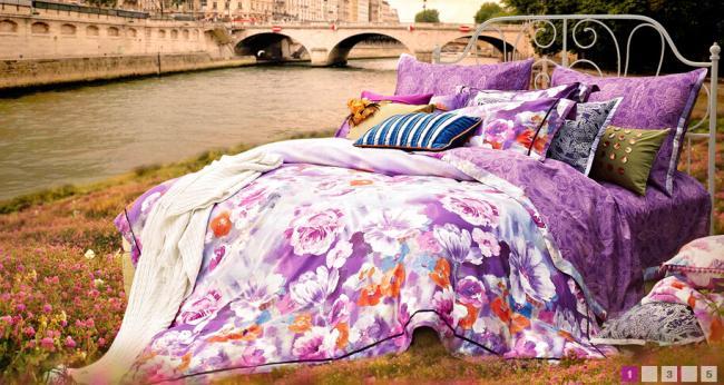 紫罗兰家纺加盟