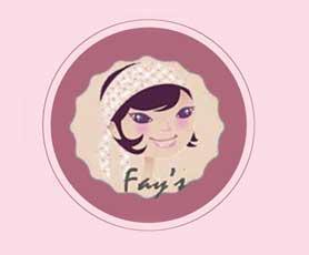 """FAYS SWEEZ""私房甜品"