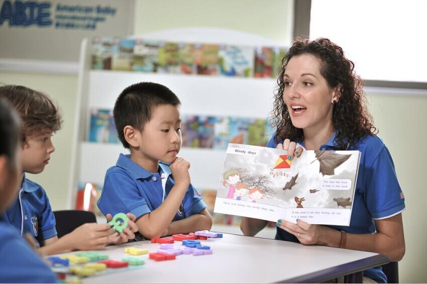 教育加盟,首选爱贝国际少儿英语!