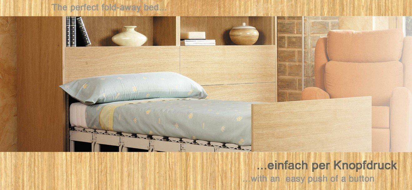 Cabinetto隱形電動床