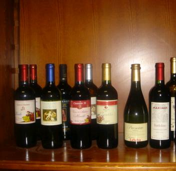 新天葡萄酒