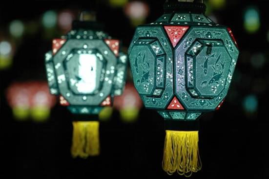 仙居无骨花灯,被称为汉族传统手工艺瑰宝