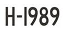 H-1989女装
