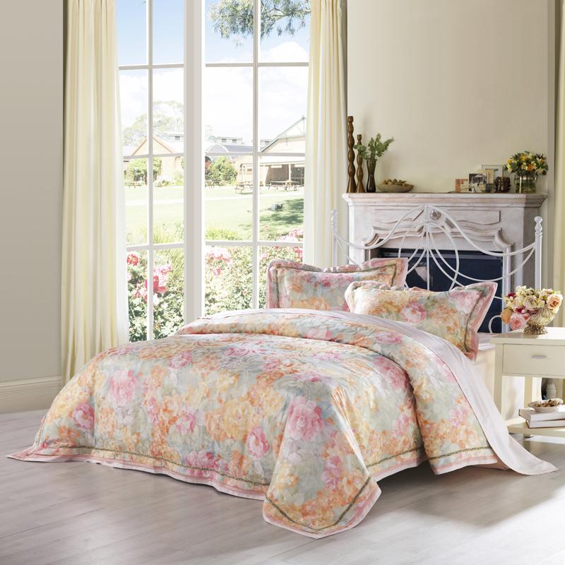 罗莱家纺算是中国家纺品牌的佼佼者
