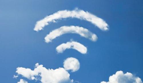 聚完wifi