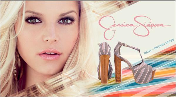 Jessica Simpson女鞋加盟
