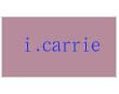 i.carrie女装