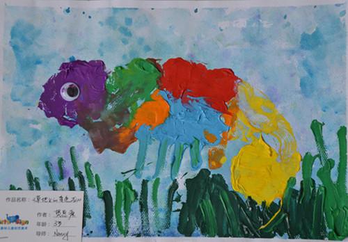 解析各个年龄段孩子绘画的特点