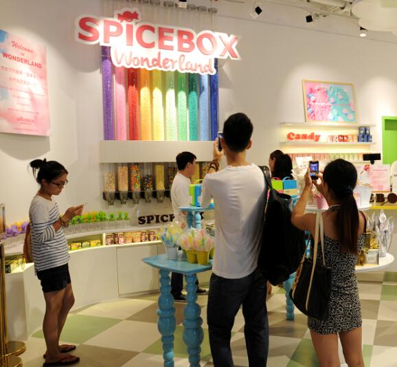 SpiceBox美国甜品买卖