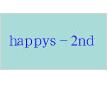 happys-2nd女装