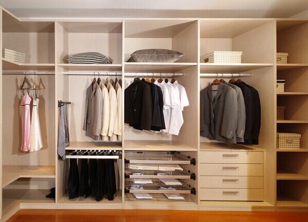 自制衣柜步骤图片