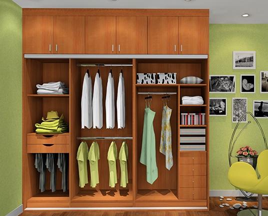 进行衣柜内部结构设计要注意什么?