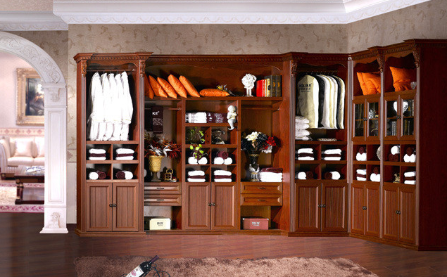 好莱客衣柜作为引领中国整体衣柜发展的领军品牌之