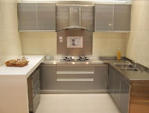 自己定制厨房柜子内部结构图