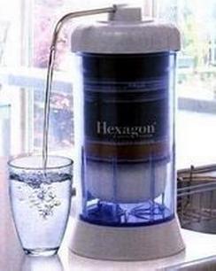 hexagon净水器