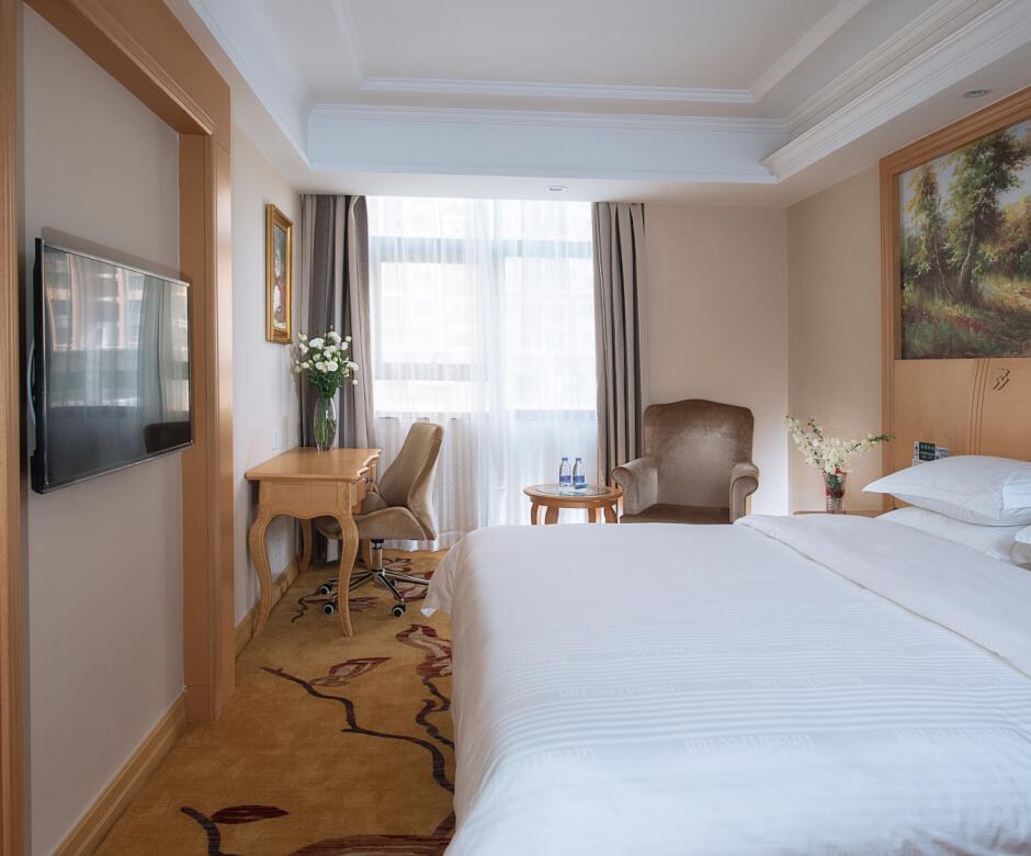 各林泰酒店房间