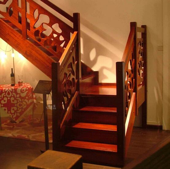 红猩楼梯产品图片_红猩楼梯店铺装修图片-全球加盟网