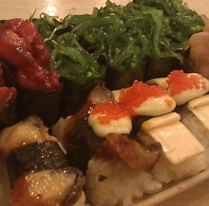 品图片 辣辣 寿司店铺 装修图片