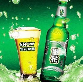 华润雪花啤酒