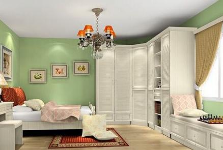 卧室衣柜装修效果图