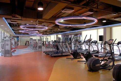 美格菲健身中心