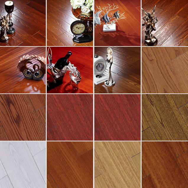 久盛地板-原生態純實木地板