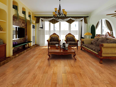 扬子地板是中国最大的木地板制造企业之一