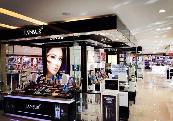 兰瑟资讯加盟v资讯_兰瑟彩妆品牌彩妆设计理念风格现代图片