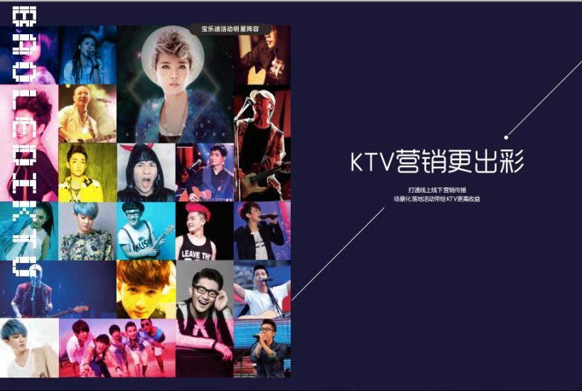 寶樂迪量販KTV加盟