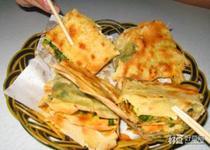 五谷杂粮卷饼
