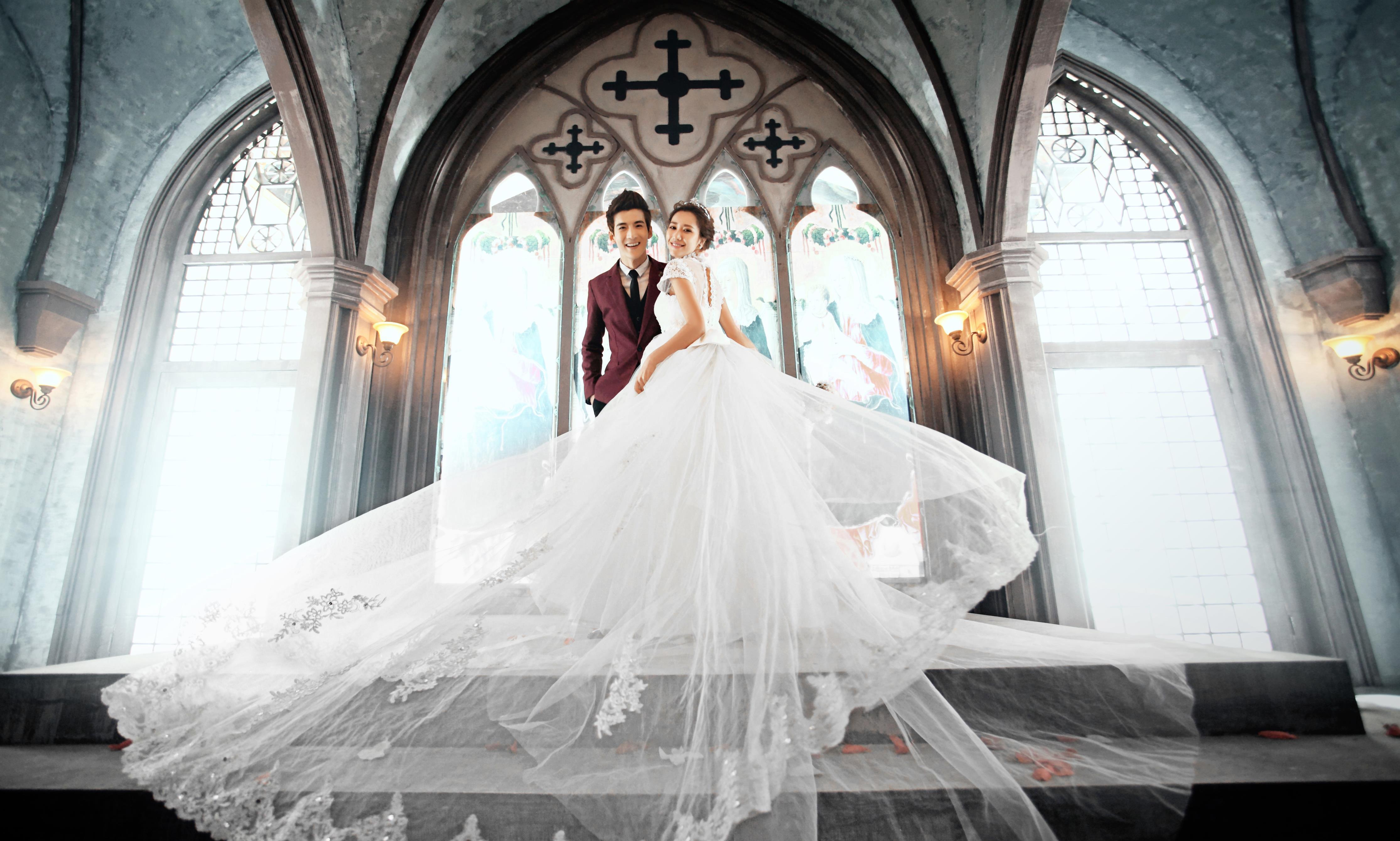 ido婚纱摄影加盟