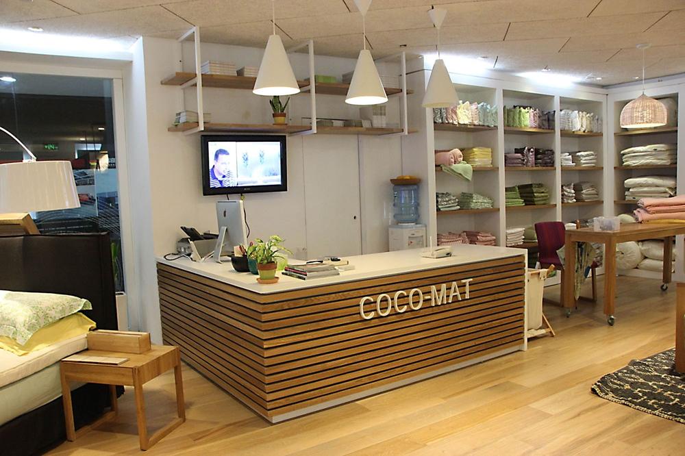 COCO-MAT整体家具加盟