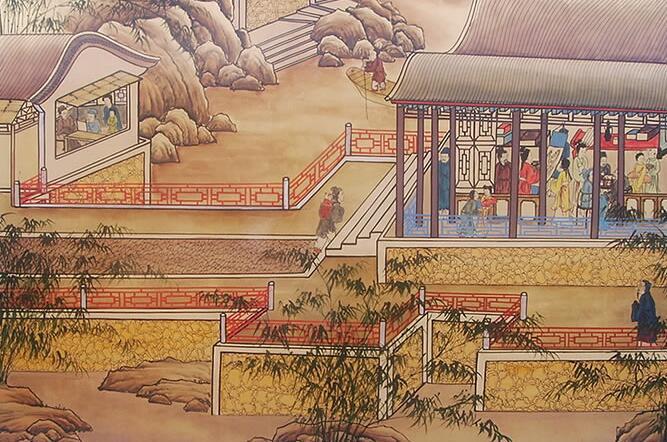 中国传统手工布帖,这一民族艺术瑰宝纯手工制作