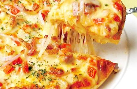 披萨连锁加盟