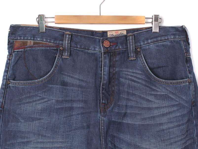 wrangler牛仔裤