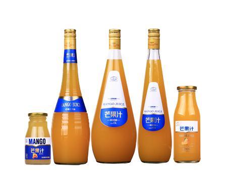 千百知芒果汁