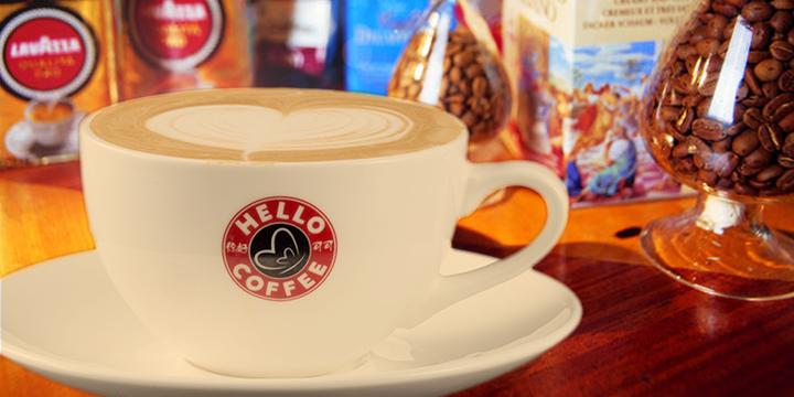 Hello Cafe咖啡加盟