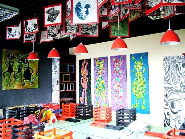 童画少儿美术教育加盟 实力品牌市场无限