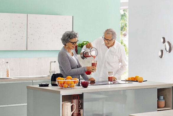 赫曼德·德國整體廚房加盟